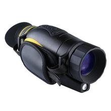 数码夜ji仪望远镜0ng红外线 单筒手持式高清变倍1-4倍 打猎户外
