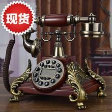 特价欧式电话g机ji5机家用固zb电话机创意复古美式坐机包邮