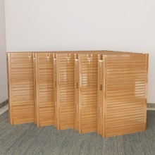 折叠床jj的单的简易qg经济型租房午休午睡家用硬板竹子床