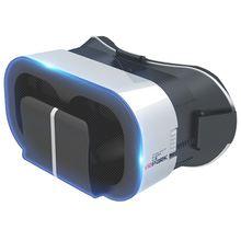 眼镜一jk机虚拟现实rm果ar眼睛4d头戴式rv手机专用