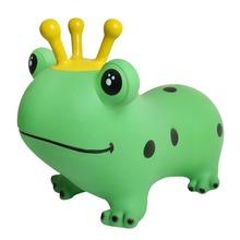 宝宝充jl玩具跳跳马pt大加厚幼儿园骑马坐骑青蛙王子