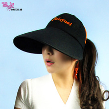 太阳帽女夏天户外韩版遮阳