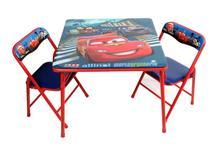 简约现jo金属迪士尼rn椅幼儿园宝宝玩具游戏桌(小)桌子包邮