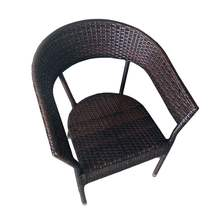 庭院桌jp五件套阳台ku子户外咖啡厅酒店露台铁艺仿藤桌椅组合