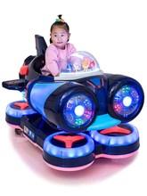 。摇摇jr投币商用儿qp2020新式电动(小)孩超市门口摇摆车摇摆机