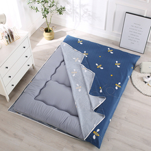全棉双js链床罩保护bk罩床垫套全包可拆卸拉链垫被套纯棉薄套