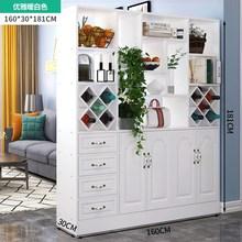 玄关隔js柜酒柜现代gs双面大(小)户型门厅柜客厅进门屏风鞋柜
