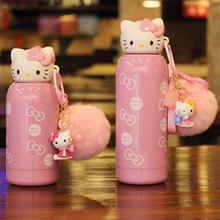 韩国版小保温杯个性可爱迷你儿童便携女学生小巧软妹水杯200ml