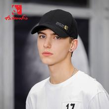 快乐狐ju帽子男潮流ti四季韩款时尚新式运动户外休闲鸭舌帽