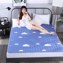 软垫薄ju床褥子垫被qu的双的学生宿舍租房专用榻榻米定制