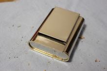 高档手jy不锈钢白钢rd烟叶手卷烟散装烟草装烟纸便携加厚包邮