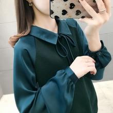 短式假两件毛衣女外套秋装新式2019ka15款宽松an针织衫外穿