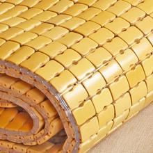 夏季麻ka凉席家用折en竹席1.8米1.5米0.8米床学生席宿舍包邮