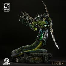『现货』kf1ureAzqUbisoft 育碧魔法门英雄无敌6 阿卡莎限量雕塑