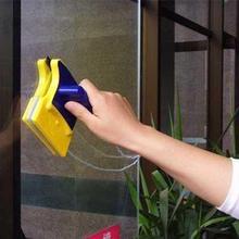 擦刮破kg器神器擦玻zj缩杆双面擦窗玻璃刷刮搽高楼清洁清洗窗