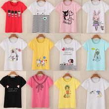 11韩kh上衣服少女td初中学生13夏装15-16岁14女孩大童短袖T恤10