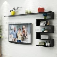 创意壁kh电视柜挂墙rz简约房间墙上悬挂式壁挂装饰