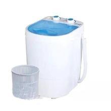 单桶带ki水不占地迷hw器出租租房子用的单筒一体机懒的