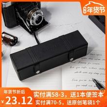 笔袋男ki约网红创意hw女ins潮高颜值日系大容量(小)学生文具盒