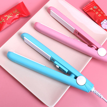 牛轧糖ki口机手压式mo用迷你便携零食雪花酥包装袋糖纸封口机