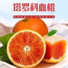 四川资ki塔罗科现摘ba橙子10斤孕妇宝宝当季新鲜水果包邮