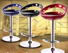凳子圆kj凳子洒吧圆ww厚(小)圆发廊巴台椅椅子桌椅吧台高椅凳子