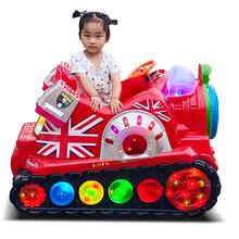 摇摇车kj币商用宝宝qr式2020电动摇摆车超市门口(小)孩摇摆机