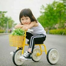 无印宝kk脚踏车1-sa岁(小)孩自行车溜娃神器婴儿手推车