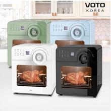 韩国直kl VOTOlx大容量14升无油低脂吃播电炸锅全自动