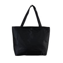 尼龙手ko包单肩包女ri款学生书包妈咪购物袋大包包男包