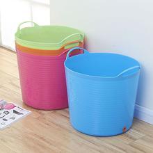 洗澡桶ko儿的女童(小)mi(小)孩婴宝宝新生沐浴盆大号胶桶便捷家用