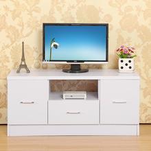 简易简ku现代(小)户型fq室电视机柜组合液晶电视桌落地柜