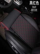 腿部腿托副ku驶可调节加gf延长改装车载支撑前排坐。