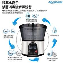 手动轻ku(小)吃清洗家tn器挤压甩菜机新式日式蔬菜馅器甩水易清