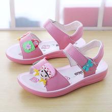 女童凉鞋2021新款夏季
