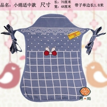 云南贵kz传统老式宝mi童的背巾衫背被(小)孩子背带前抱后背扇式
