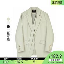 VEGla CHANah装韩款(小)众设计女士(小)西服西装外套女2021春装新式