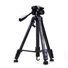 云腾6la8三脚架 lv反相机三角架 便携800D850D 200D2支架6D2