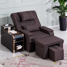 电动足la沙发躺椅足he床采耳床洗浴中心休息床。