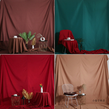 3.1la2米加厚ing背景布挂布 网红拍照摄影拍摄自拍视频直播墙