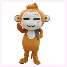 发传单la式卡通网红ou熊套头熊装衣服造型服大的动漫