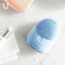 硅胶洗la毛孔清洁器an动洗脸神器女家用美容仪