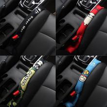 汽i车la椅缝隙条防yn掉座位两侧夹缝填充填补用品(小)车轿车。