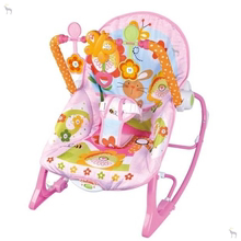 若婴儿lb椅宝宝摇摇gq安抚哄娃神器哄睡新生儿摇床懒