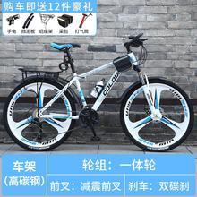 无链条自行车 城市休闲小