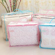 透明装le子的袋子棉ha袋衣服衣物整理袋防水防潮防尘打包家用
