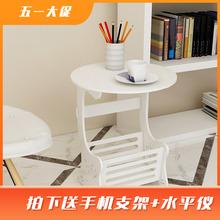 北欧简le茶几客厅迷ko桌简易茶桌收纳家用(小)户型卧室床头桌子