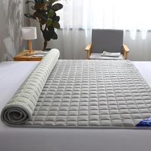 罗兰软lg薄式家用保hq滑薄床褥子垫被可水洗床褥垫子被褥