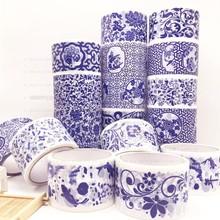 鸭*6lim宽 磨砂gk纹装饰胶带 古韵中国风创意封箱包装宽胶带