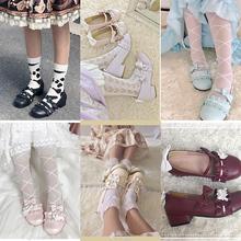 【甜涩li角】(小)心心ngolita可爱圆头鞋爱心低跟日系少女(小)皮鞋